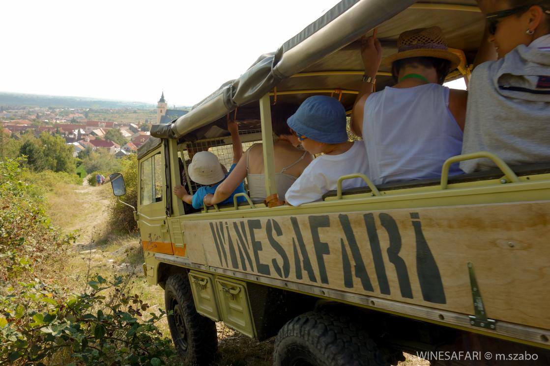 WINE SAFARI WINESAFARI SVATY JUR SLOVAKIA -100000